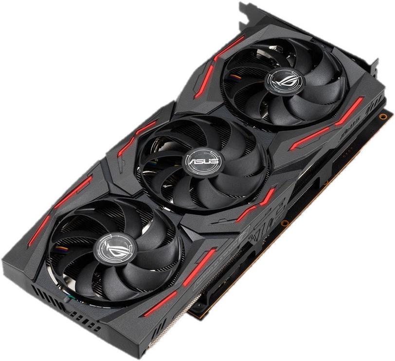 Vaizdo plokštė Asus Radeon RX 5700 ROG-STRIX-RX5700-O8G-GAMING 8 GB GDDR6