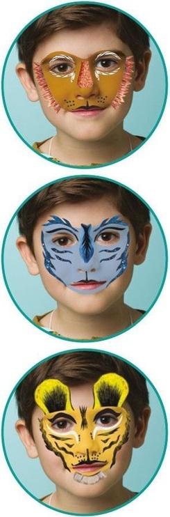 Djeco Body Art Tiger DJ09203