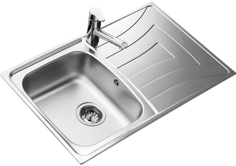 Мойка Teka Universo 1C 1E CN Sink Stainless Steel