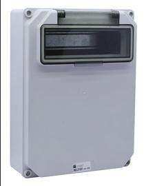 Virštinkinė automatinių jungiklių dėžutė Technova, 10 modulių