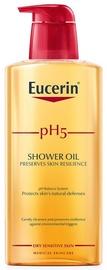 Dušas eļļa Eucerin pH5, 400 ml