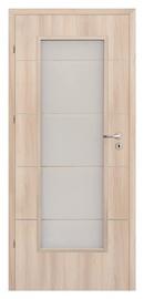 Vidaus durų varčia Classen Discover, uosio, kairinė, 203.5x84.4 cm