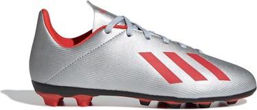 Adidas X 19.4 Flexible Ground JR Silver 37 1/3