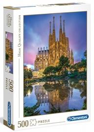 Clementoni Puzzle High Quality Collection Barcelona 500pcs 35062