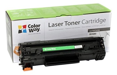 ColorWay Toner Cartridge HP CF283X Black