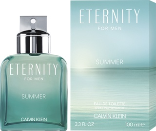 Tualetes ūdens Calvin Klein Eternity Summer For Men 2020 100ml EDT