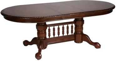 Avanti HNDT-4296-SWC Table 160x76x107cm Dark Walnut