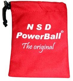 NSD Powerball Bag Red