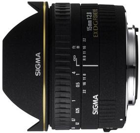 Sigma 15/2.8 EX DG Diagonal Fisheye Canon