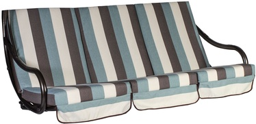 Home4you Montreal Garden Pillow 114x52x9cm 3 Sections Stripe