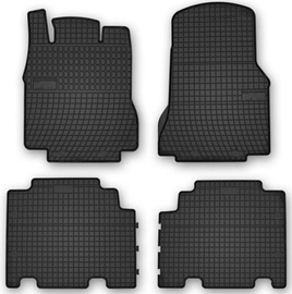 Frogum Mercedes-Benz A-Class V168 Long Rubber Floor Mats