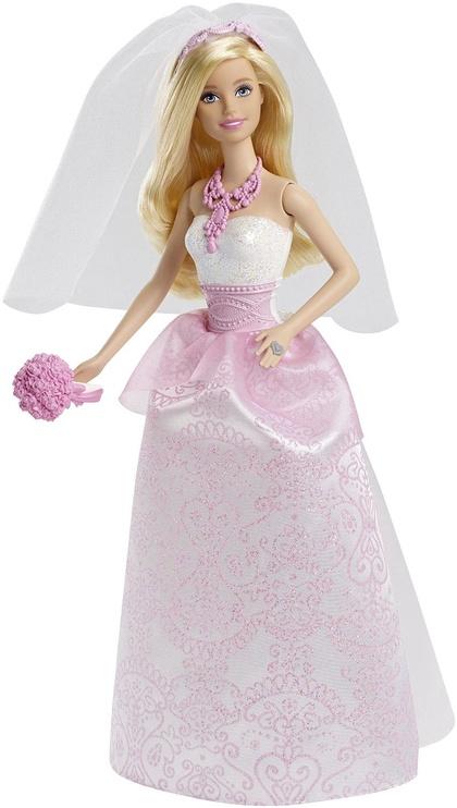 Lėlė Mattel Barbie Bride CFF37