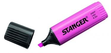 Stanger Highlighter 1-5mm 10pcs Pink 180004000
