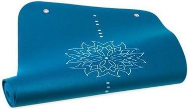 Tiguar Yoga Basis Mat 183x60cm Blue