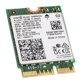 Intel Wireless-AC 9560 vPro