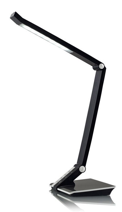 Galda lampa BL1200 LED SMD 10W, melna