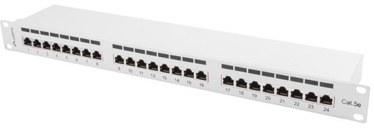 Lanberg PPS5-1024-S 24 Port Panel