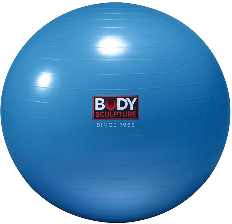 Body Sculpture Anti-Burst Gym Ball 75cm Blue
