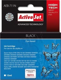 Action ActiveJet AEB-711N Epson Ink Cartridge Black