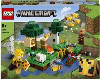 Конструктор LEGO Minecraft Пасека 21165, 238 шт.