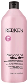 Plaukų kondicionierius Redken Diamond Oil Glow Dry Detangling Conditioner, 1000 ml