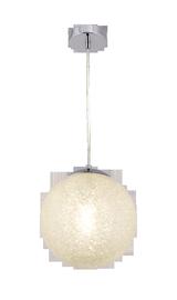 Domoletti Cello 18087-S Ceiling Lamp 60W E27 White/Chrome