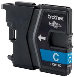 Rašalinio spausdintuvo kasetė Brother LC985C Cyan