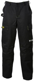 Dimex 645 Welder Trousers Black/Yellow 50