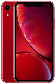 Mobilusis telefonas Apple iPhone XR Red, 128 GB