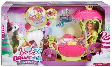 Mattel Barbie Dreamtopia Sweetville Carriage DYX31