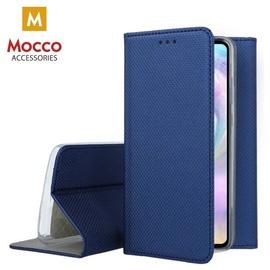 Futrālis Mocco Smart Magnet For Xiaomi Redmi Note 9T 5G, zila