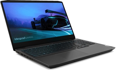 Klēpjdators Lenovo IdeaPad 3-15ARH Gaming 82EY00E0PB PL AMD Ryzen 5, 8GB/256GB, 15.6""