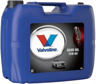 Valvoline Gear Oil 75w80 20l