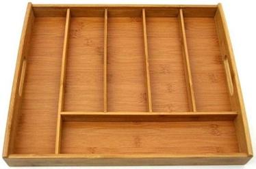 Galda piederumu futrālis Kesper Bamboo Cutlery Box 38x32x4cm