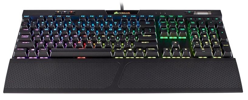 Corsair K70 RGB MK.2 Mechanical Gaming Keyboard Cherry MX Brown NA