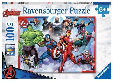 Puzle Ravensburger XXL The Avengers 10808, 100 gab.