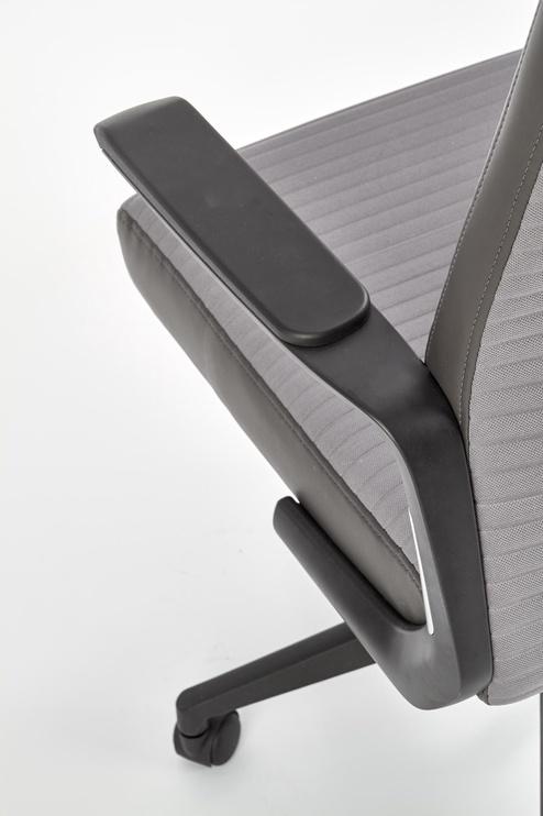 Офисный стул Halmar Arezzo Executive, черный/серый