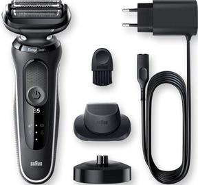 Barzdaskutė Braun Series 5 50-W4200s Shaver Black (pažeista pakuotė)