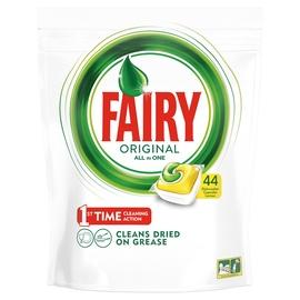 Trauku mazgājamās mašīnas kapsulas Fairy All in 1 Lemon, 44 gab.