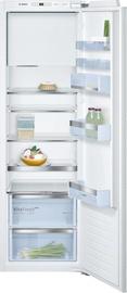 Встраиваемый холодильник Bosch KIL82AFF0, морозильник снизу