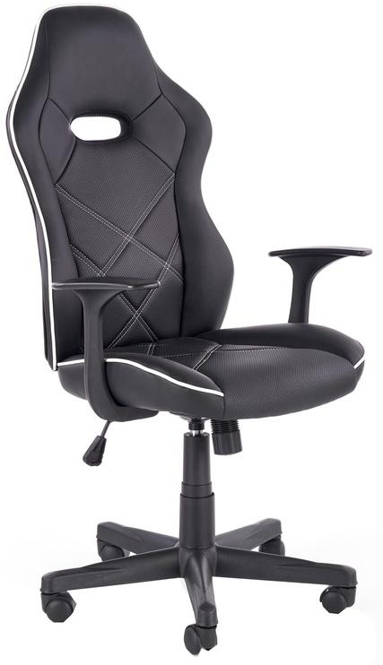 Halmar Office Chair Rambler Black/White