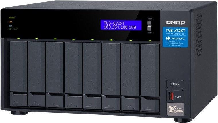 QNAP Systems TVS-872XT-i5-16G 8-Bay NAS