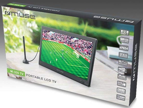 Televiisor Muse Portable M-335TV