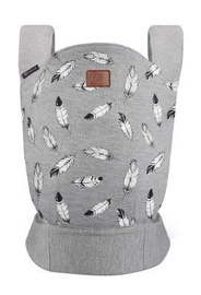 KinderKraft Milo Baby Carrier Grey