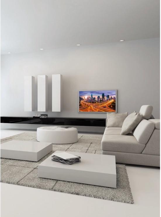 Televizoriaus laikiklis Hama FullMotion TV Wall Bracket 19-48''