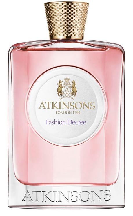 Kvepalai Atkinsons Fashion Decree 100ml EDT