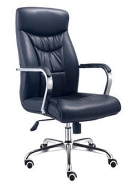 MN Office Chair BK-8 Black