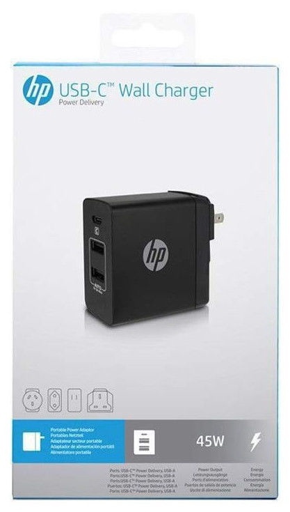 HP USB-C Wall Charger