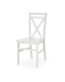 Ēdamistabas krēsls Halmar Dariusz 2 White, 1 gab.