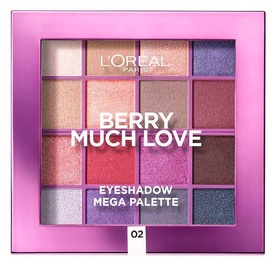 L´Oreal Paris Berry Much Love Eyeshadow Pallete 17g